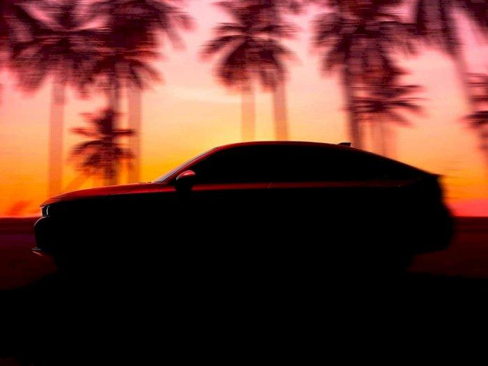 Honda Civic Hatchback 2022 Bakal Memulai Debut di Tanggal 23 Juni Nanti!