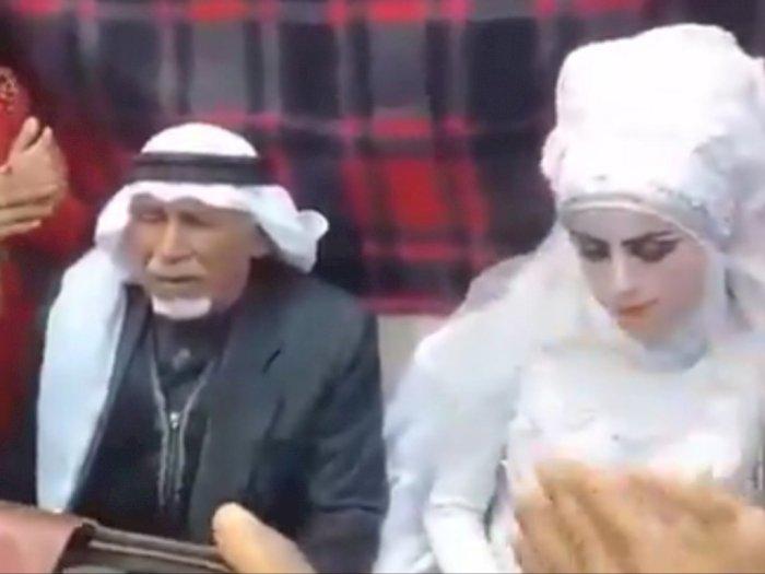 Kakek Ini Mengikat Janji Suci dengan Istri ke-37, Ditemani 28 Istri, 135 Anak, & 126 Cucu