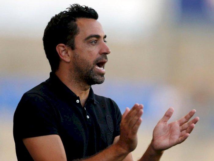 Xavi Tegaskan Dirinya Sudah Matang untuk Jadi Pelatih Barcelona