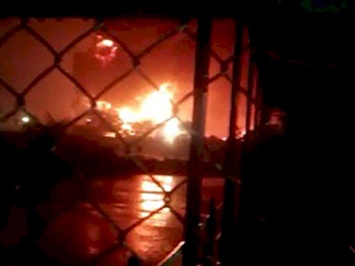 Pertamina Cilacap: Kebakaran Pada Tangki T39 Sudah Padam