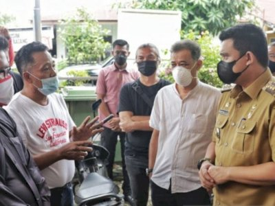Copot Kepling Tanpa Surat Peringatan, DPRD Medan Minta Camat Berlaku Objektif