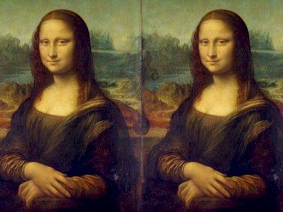Rumah Lelang Ini Tengah Melelang Gambar Mona Lisa, Segini Harganya!