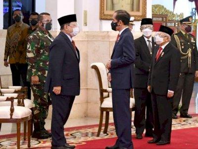 Prabowo Akhirnya Beberkan Alasan Terima Tawaran Jadi Menteri Jokowi