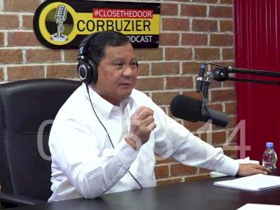 Bicara Isu Mafia Alutsista, Prabowo Bentuk Sistem Pencegahan Korupsi