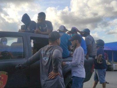 Polisi Tangkap Belasan Pelaku Pungli dan Premanisme di Ambon