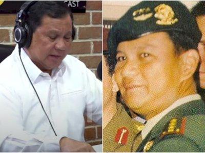 Prabowo Dipecat dari TNI & Kabur ke Luar Negeri saat Reformasi 98, Sekarang Ngomong Kudeta