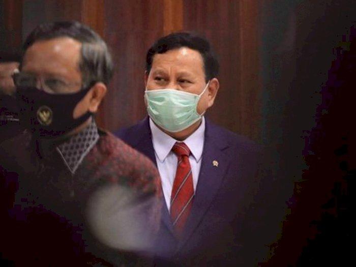 Banyak Diam Usai Diangkat Jadi Menteri Pertahanan, Prabowo Subianto Beberkan Alasannya