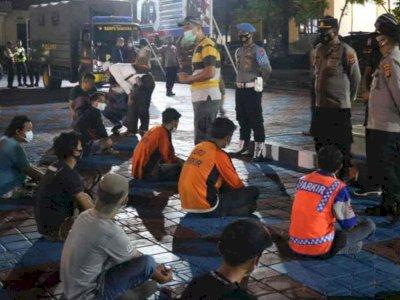 22 Pelaku Pungli dan Premanisme Ditangkap di Majalengka