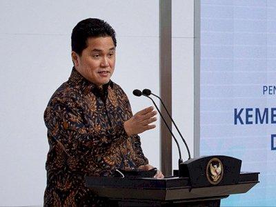 Erick Thohir Sebut BUMN Hadir untuk Membantu Masyarakat Naik Kelas