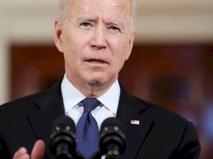 AS Nyatakan Dukungan, Joe Biden Sambut Hangat Pemimpin Baru Israel