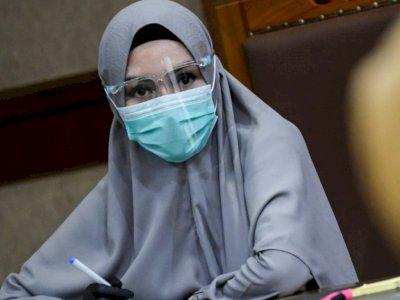 Pengadilan Tinggi DKI Potong Hukuman Jaksa Pinangki, dari 10 Tahun Jadi 4 Tahun Penjara