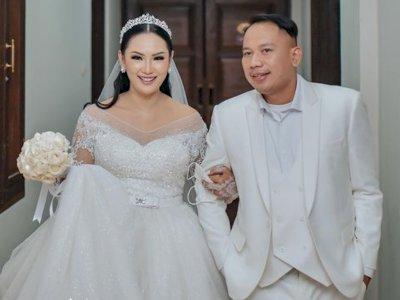 Kalina Nangis Ungkap Vicky Terpaksa Nikahinya karena Kasihan: Gue Sedih, Tapi Tetap Sayang
