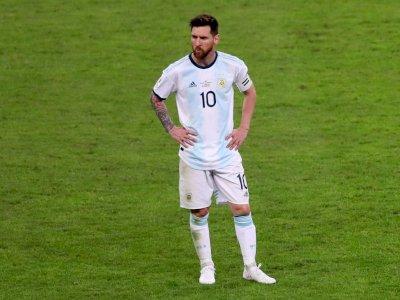 Messi Takut Terinfeksi Covid-19 Jelang Laga Kontra Chile di Copa America