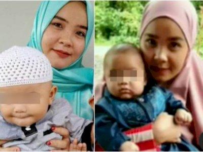 Sosok Wanita dan Bayinya yang Disembelih oleh Suami Sendiri di Kutim, Masih Muda & Cantik