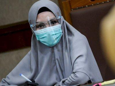 Kasus Suap, Pengadilan Tinggi Jakarta Potong Hukuman Jaksa Pinangki Jadi 4 Tahun Penjara