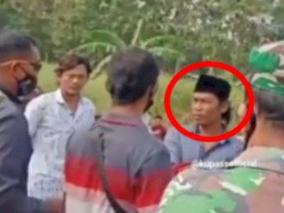 Miris, Jenazah Perwira TNI Ditolak Warga karena COVID19, Yang Nolak Malah Tak Pakai Masker