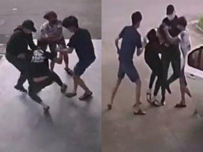 Video Pria Diculik 5 Orang dan Langsung Dilepaskan 1 Jam Kemudian, Motif Belum Diketahui