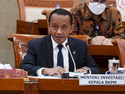 Demi Optimalkan Progam UMKM, Menteri Investasi Dorong Generasi Muda Jadi Pengusaha