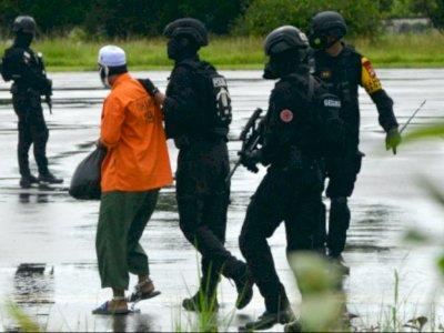 13 Orang Terduga Teroris Diciduk Densus 88 Polri di Riau