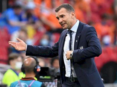 Euro 2020: Bikin Belanda Kalang Kabut, Shevchenko Bangga dengan Ukraina