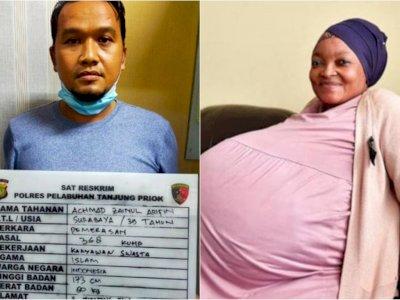 POPULER: Polisi Tangkap Bos Preman Tanjung Priok hingga Wanita Melahirkan 10 Bayi