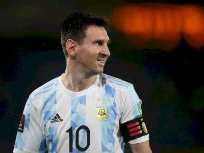 Jelang Copa America, Messi Klaim Argentina Tak Bergantung Padanya: Kami Kuat Sebagai Tim