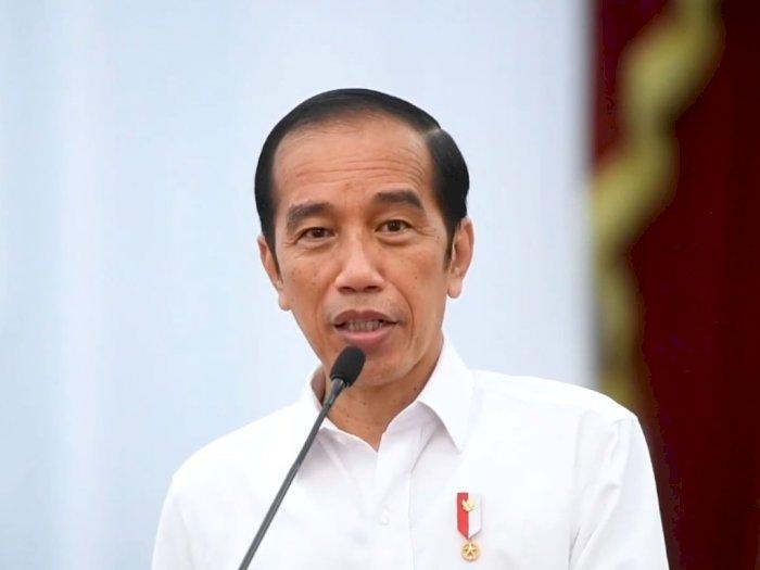 Ditanya Arahan Soal Pilpres 2024, Jokowi: Sabar Dulu, Ojo Kesusu!