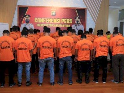 Lagi, Polres Pelabuhan Tanjung Priok Ciduk 3 Pelaku Pungli Modus Disimpan ke Botol