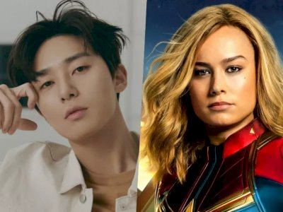 Wow, Aktor Korea Park Seo-joon Disebut Bakal Bintangi Captain Marvel 2