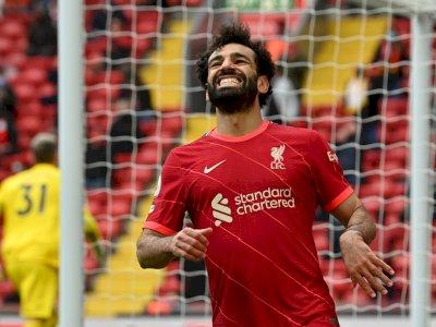 Mesir Usahakan Bujuk Liverpool Izinkan Mo Salah Tampil di Olimpiade Tokyo