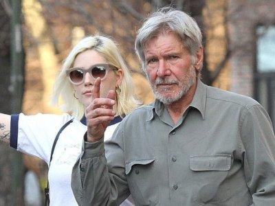 Harrison Ford Naik Helikopter Rp 300 M Saat Dijemput Untuk Syuting Indiana Jones 5