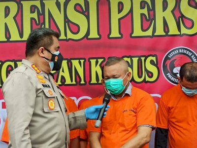 Sesalkan Sekda Nias Utara Yafeti Nazara Pesta Narkoba, Bupati Ancam Copot Jabatan