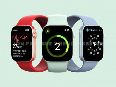 Apple Watch Disebut Bakal Hadirkan Sensor Suhu Tubuh Pada Tahun 2022 Nanti