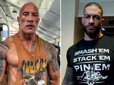 Dwayne 'The Rock' Johnson Direncanakan Kembali Bergulat di WWE, Hadapi Sepupunya Sendiri
