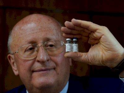 Rusia Uji Coba Vaksin Covid-19 yang Disemprot di Hidung untuk Anak-anak