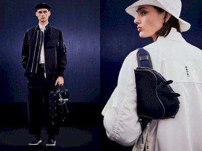 Dior dan Sacai Jalin Kolaborasi untuk Luncurkan Koleksi 'Creative Conversation' Baru