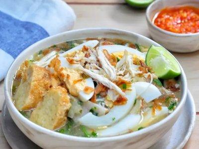 Apakah Kamu Lagi Kepengin Makan Soto Banjar Khas Kalimantan Selatan?
