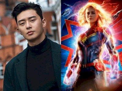 Park Seo Joon Dirumorkan Akan Bergabung dengan MCU di Film 'Captain Marvel 2'