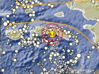 BMKG Ingatkan Potensi Gempa Susulan dan Tsunami di Pulau Seram Maluku
