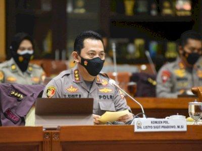 Kapolri Ungkap 5 Klaster Covid-19 di Jakarta, Kebanyakan di Jaktim