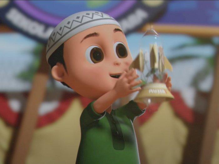 Daebak! Animasi 'Nussa' Wakili Indonesia Tayang Perdana di Korea Selatan
