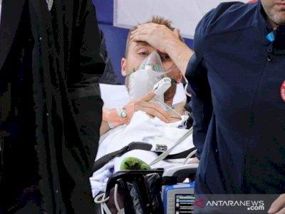 Usai insiden Eriksen di Euro 2020, Pengguna Aplikasi Darurat Serangan Jantung Naik