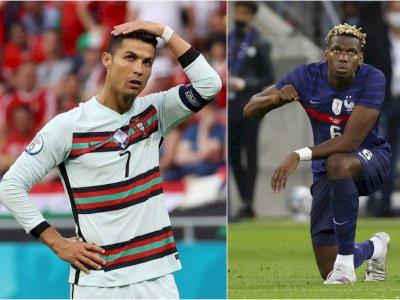 Isu Transfer: MU Tawarkan Gaji Rp 340 M per Tahun ke Ronaldo, Barter Pogba Kembali ke Juve