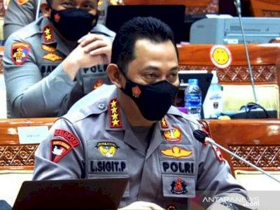 Polri Tangkap 27 Orang Tersangka Pungli di Pelabuhan Tanjung Priok