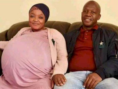 Wanita yang Melahirkan 10 Bayi di Afrika Selatan Diduga Tidak Benar