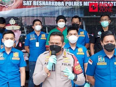 Polisi Kirim Anji ke BNNP DKI untuk Jalani Asesmen dalam Penentuan Rehab