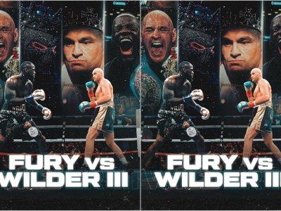 Jelang Duel dengan Deontay Wilder, Tyson Fury Ingin Tambah Bobot Badan Demi Menang KO
