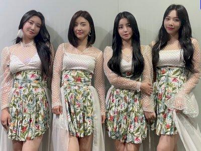 Brave Girls Comeback dengan 'Chi Mat Ba Ram' Angkat Tema Tropical Dance Musim Panas