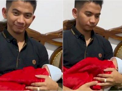 Sebut Anaknya 'Jagoan', Rizki DA Malah Dicibir: Kemarin Gak Diakuin, Istrinya Ditinggalin