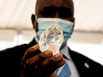 Berlian Terbesar Ketiga di Dunia Berhasil Ditemukan!